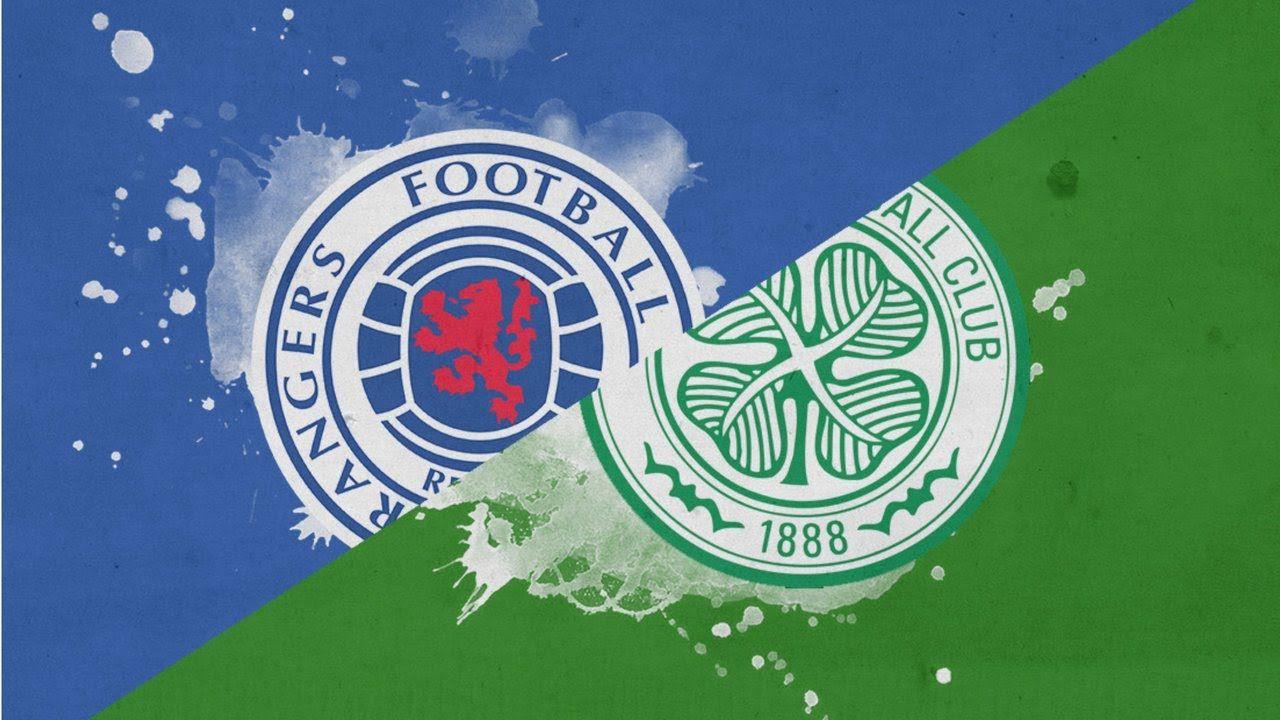 Rangers v Celtic Old Firm in 2020 Rangers vs celtic, Old