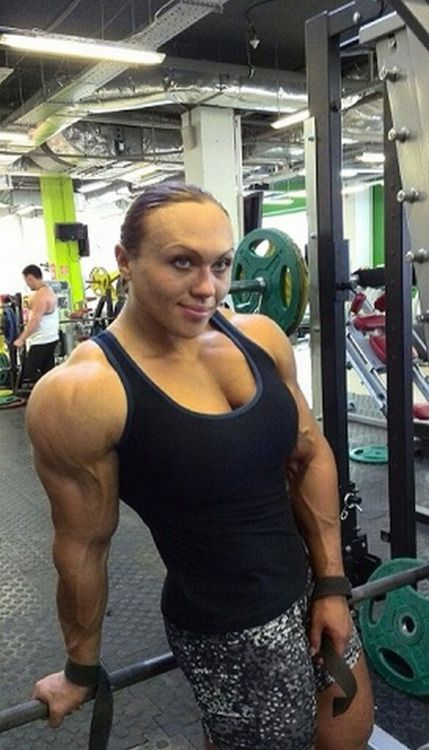 Impossible. most muscular woman earth was and