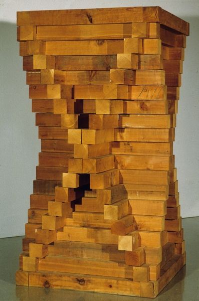 Indoor landscape - 8 cortes, 1967 by Carl Andre | art | Pinterest ...