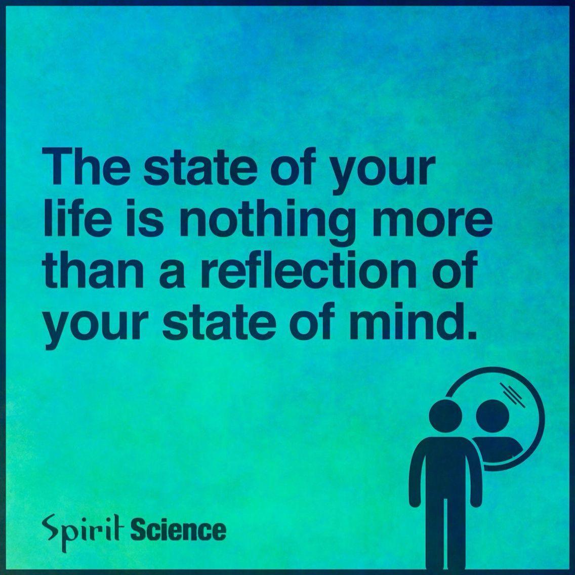 Reflection mind
