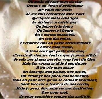 citation amitie longue