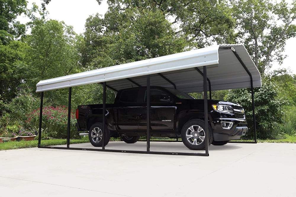 Arrow Steel Carport Canopy Review The Tent Hub in 2020
