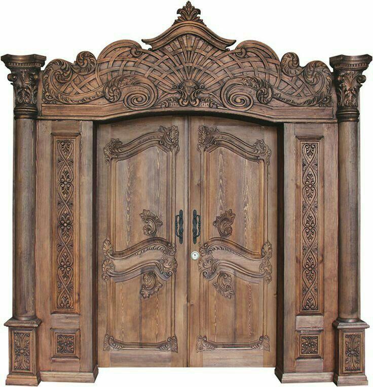 Unique Doors Main Door Door Frames Door Panels Wooden Doors Closed Doors Door Design Interior Doors Neoclassical Architecture & Pin by muratbek murat on Kapılar | Pinterest | Doors Gates and Main ...