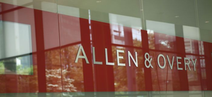 Allen & Overy in Frankfurt, Germany