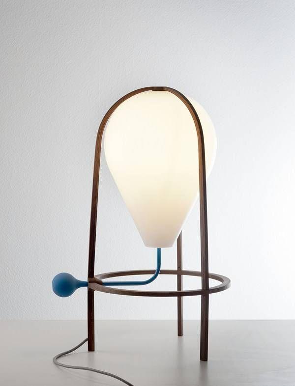 olab lampe de table design gregoire de lafforest galerie gosserez