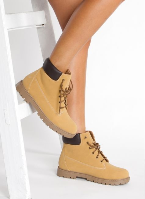Botki Trapery Dream Honey Trappers W Deezee Pl Boots Hiking Boots Timberland Boots