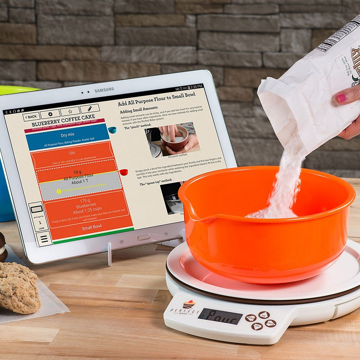 Polar's new wireless scale never lets you escape your