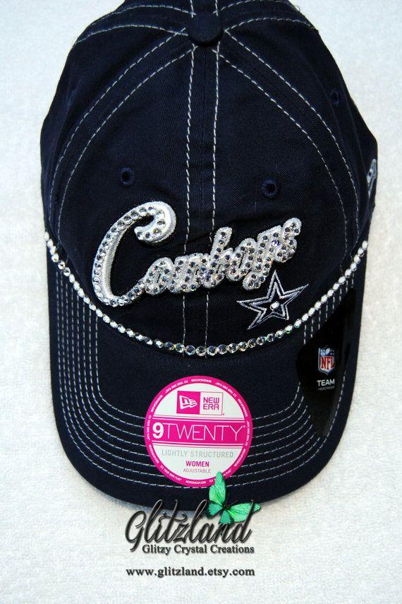 62276da894f31 Dallas Cowboys New Era Women s Preferred Pick 9TWENTY Adjustable Hat - White