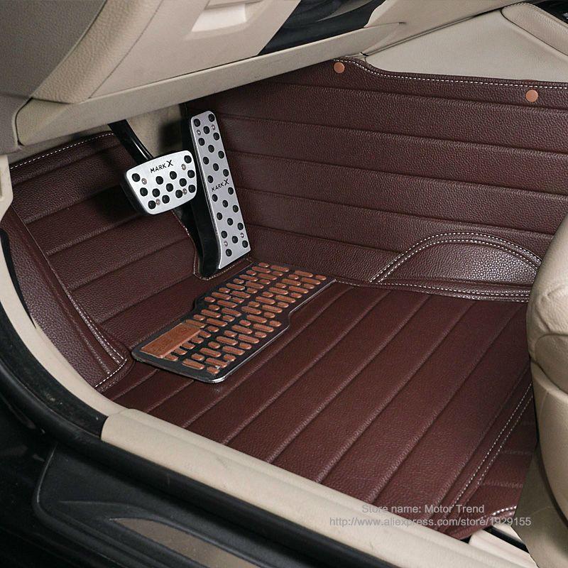 Custom Make Car Floor Mats For Mercedes Benz S Class W220 280 320 350 430 500 Interior Accessories Car Floor Mats Cheap Floor Mat