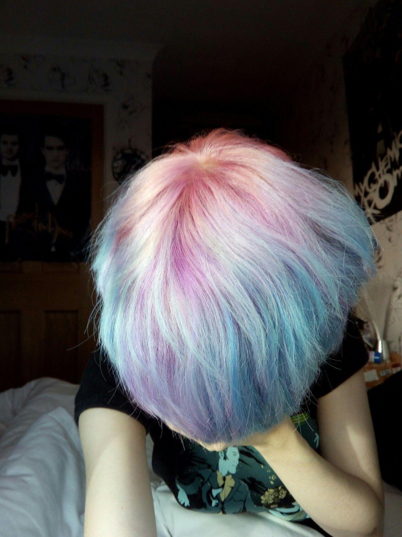 Pin by cambrea lynn on hair pinterest hair coloring pastel hair
