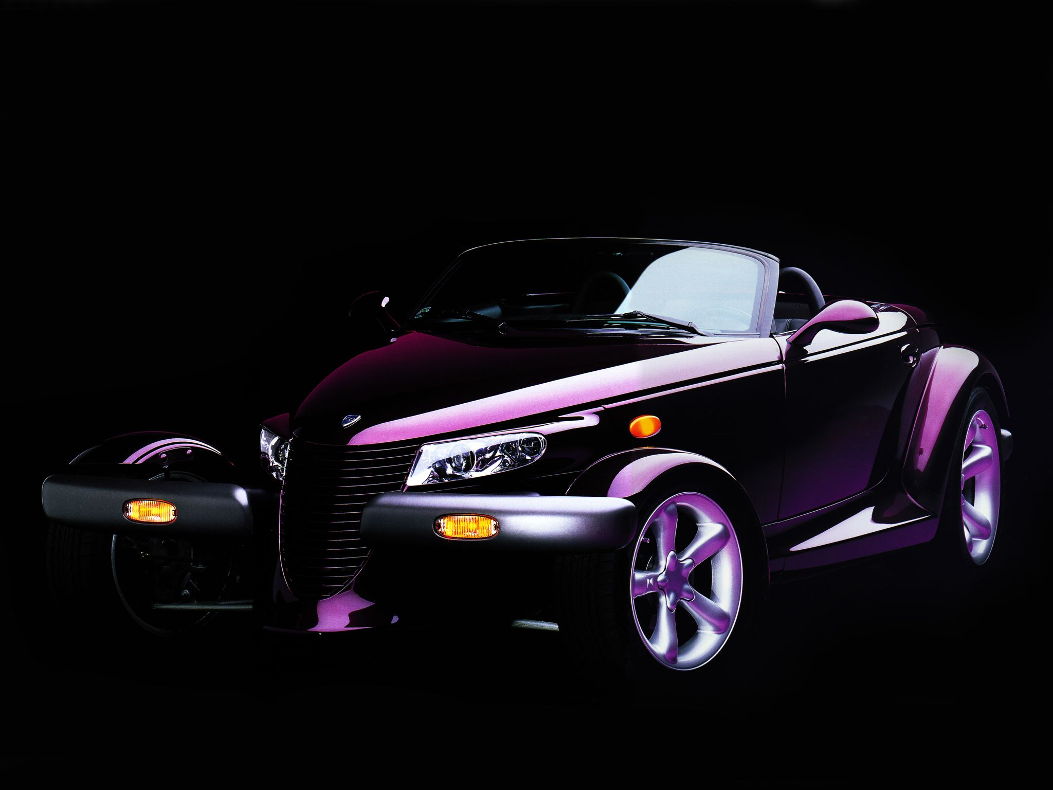 1997 Plymouth Prowler Plymouth Prowler High Performance Cars