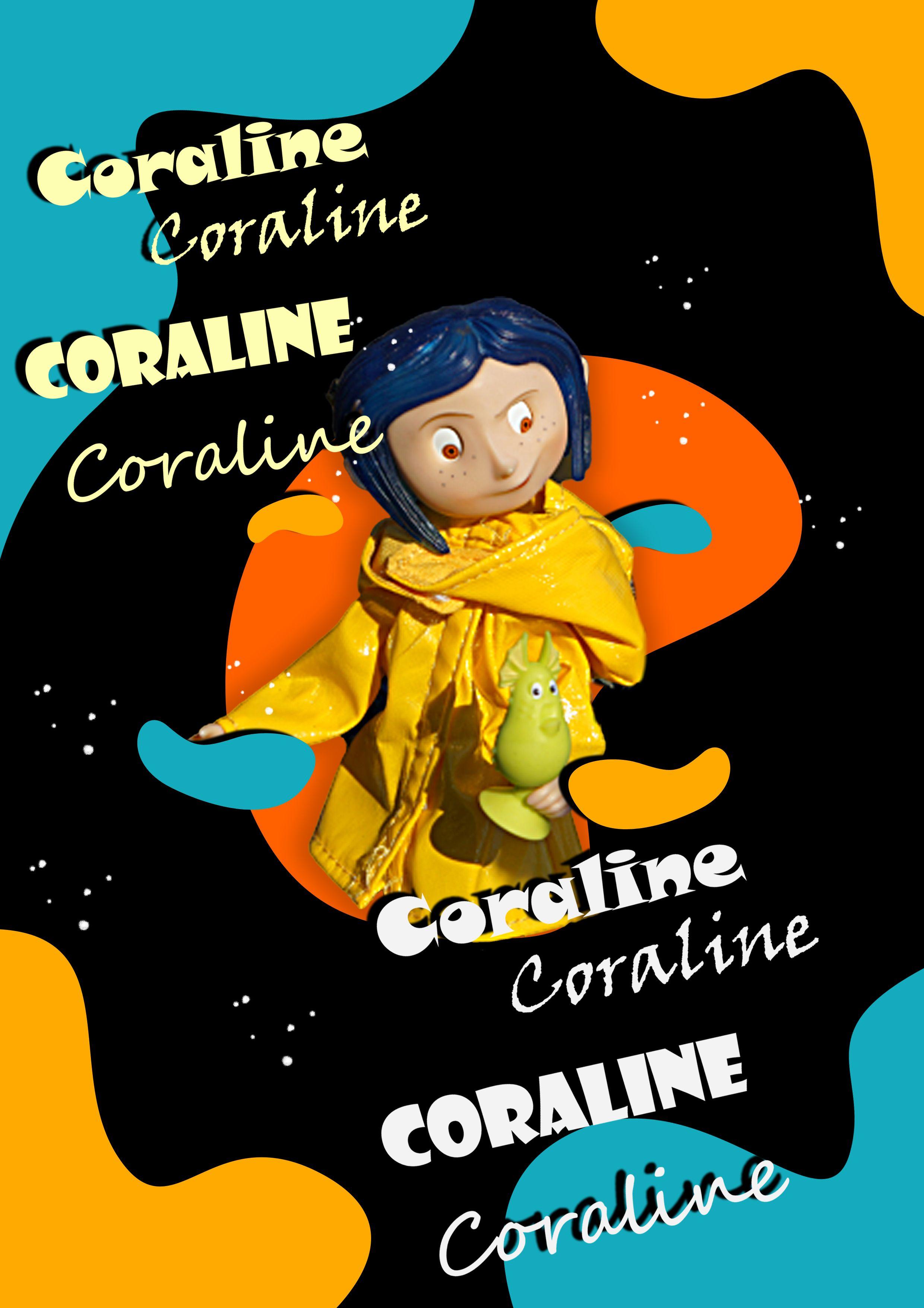 Coraline Art Illustrations Coraline Art Doll Digital Download Coraline Photo Coralina Art Tim Burton Gift Poster Coraline In 2020 Coraline Art Art Dolls Illustration Art