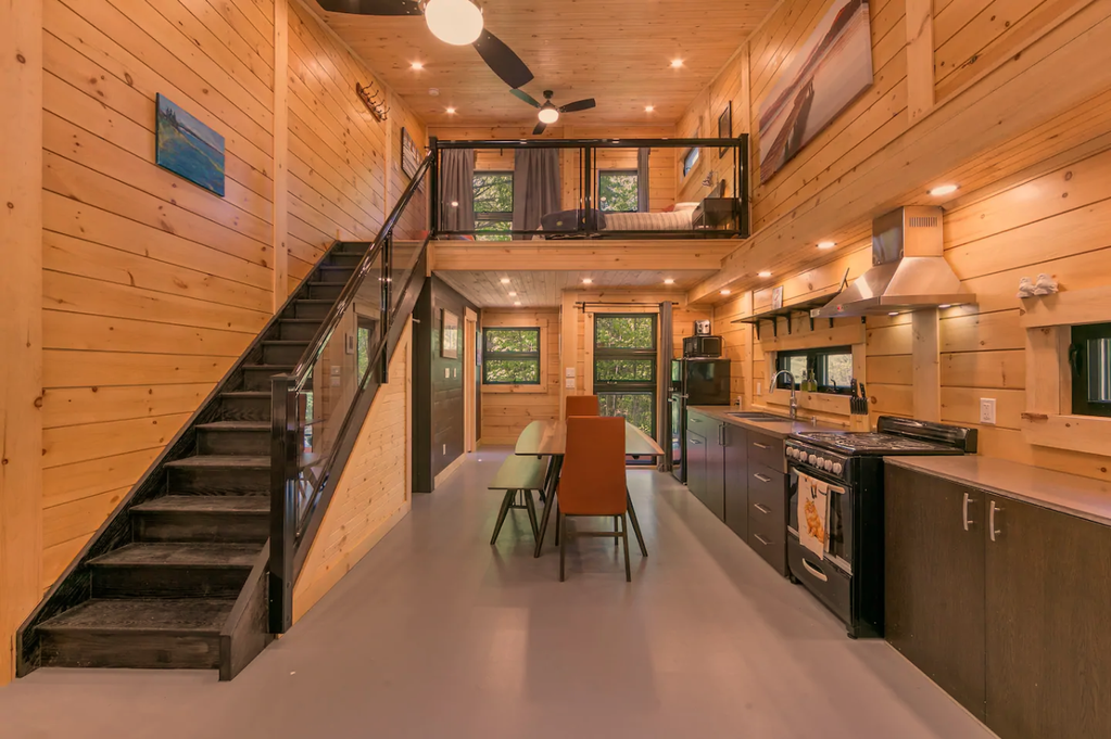 Pin On Tiny House Airbnb Rentals