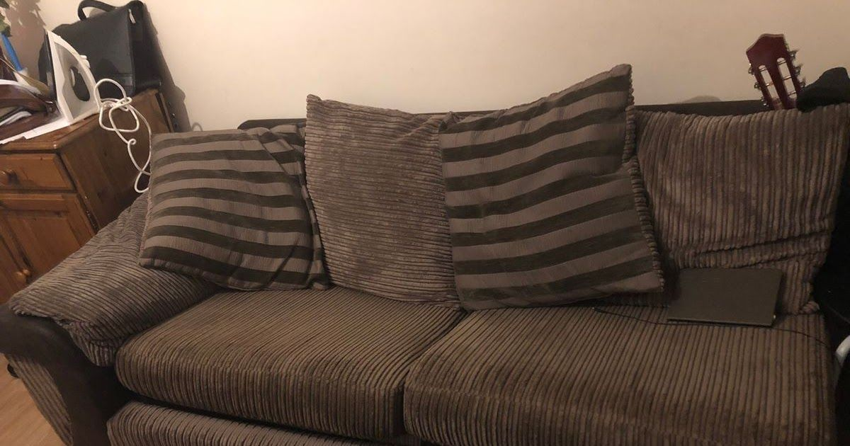 3 Seater And 3 Seater Sofa Bed For Sale 3 Seater Sofa Bed In Edmonton London Gumtree Vintage Couch For Sale Wrig In 2020 Sofa Bed Sale Amazing Sofa Bed Vintage Couch