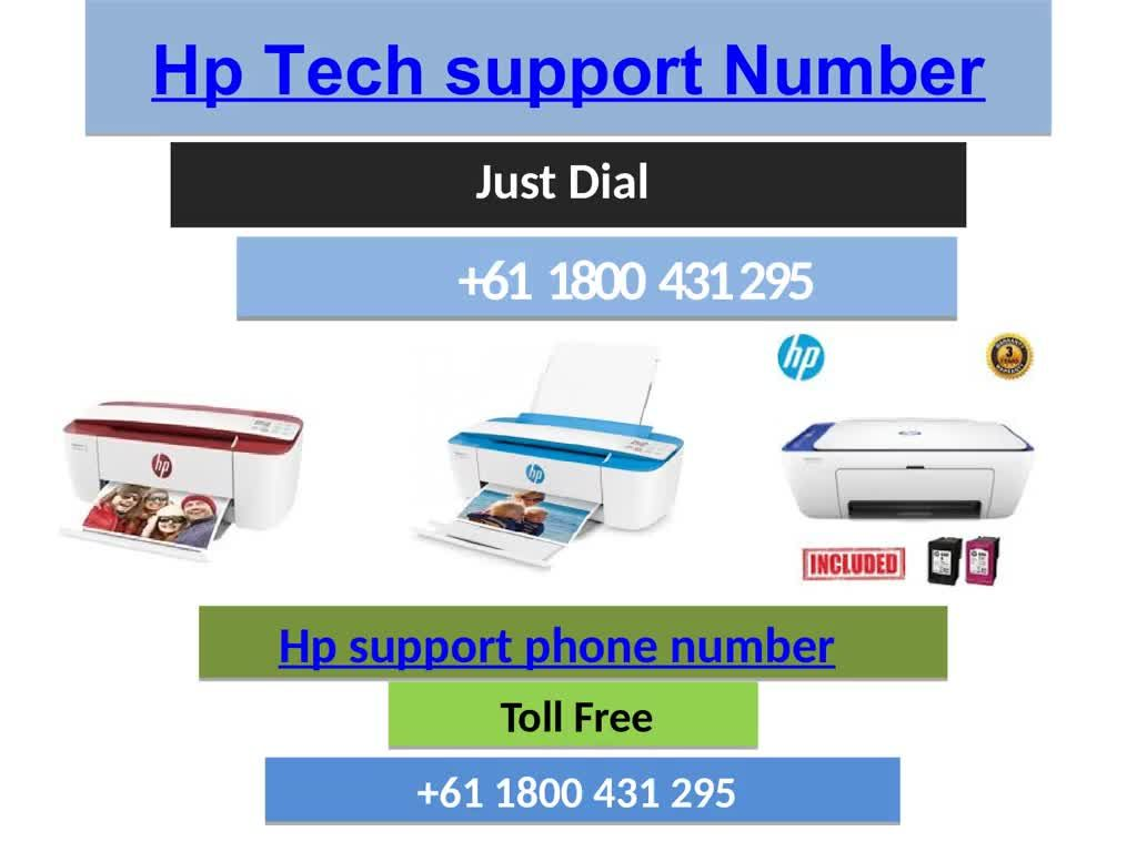 Get Instant Help Hp Support Phone Number 61_1800_431_295