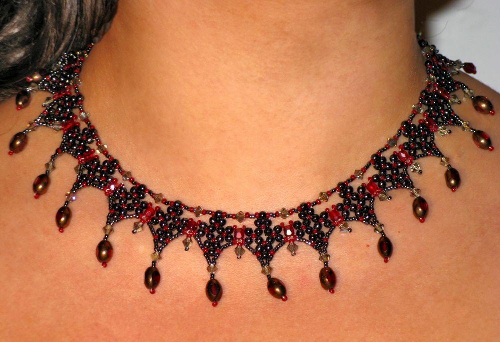 Halskette Modelle | Perlen Magie - Teil 34