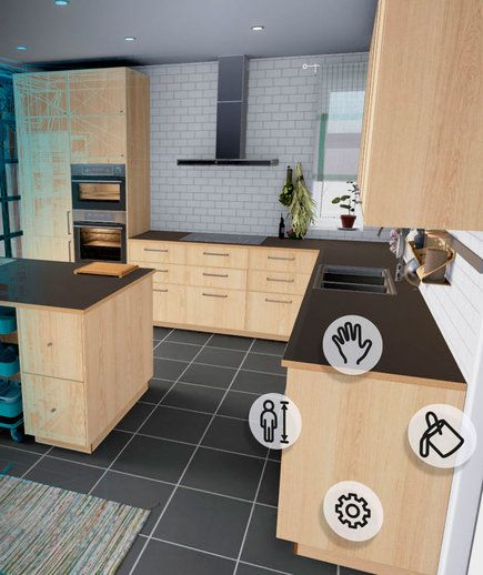 Virtual 3d Home Design Game: IKEA Is Making It Easier To Shop With Virtual Reality
