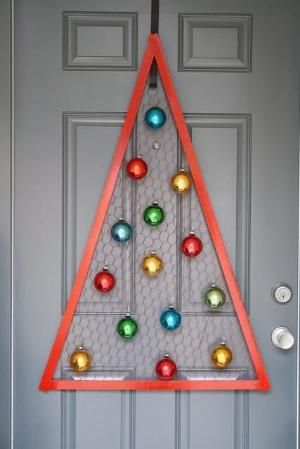 diy chicken wire christmas tree diy home decor crafts by aftr - Christmas Decorations With Chicken Wire