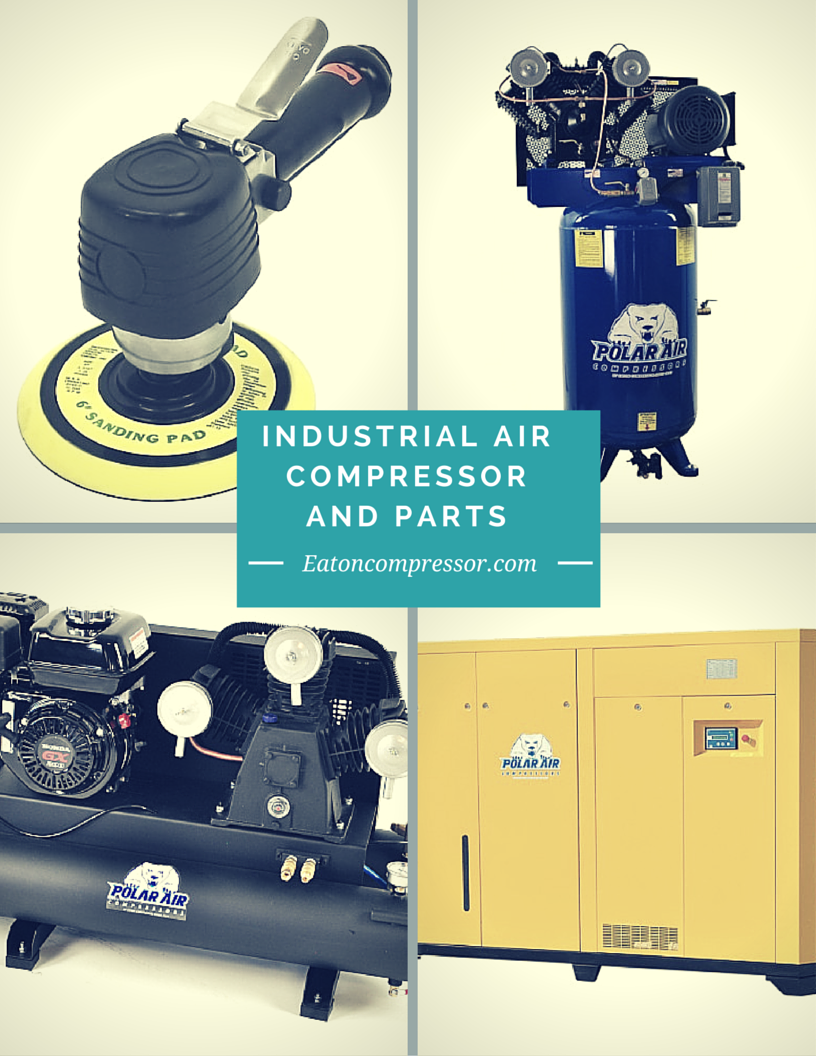 Pneumatical Device and industrial air compressor From