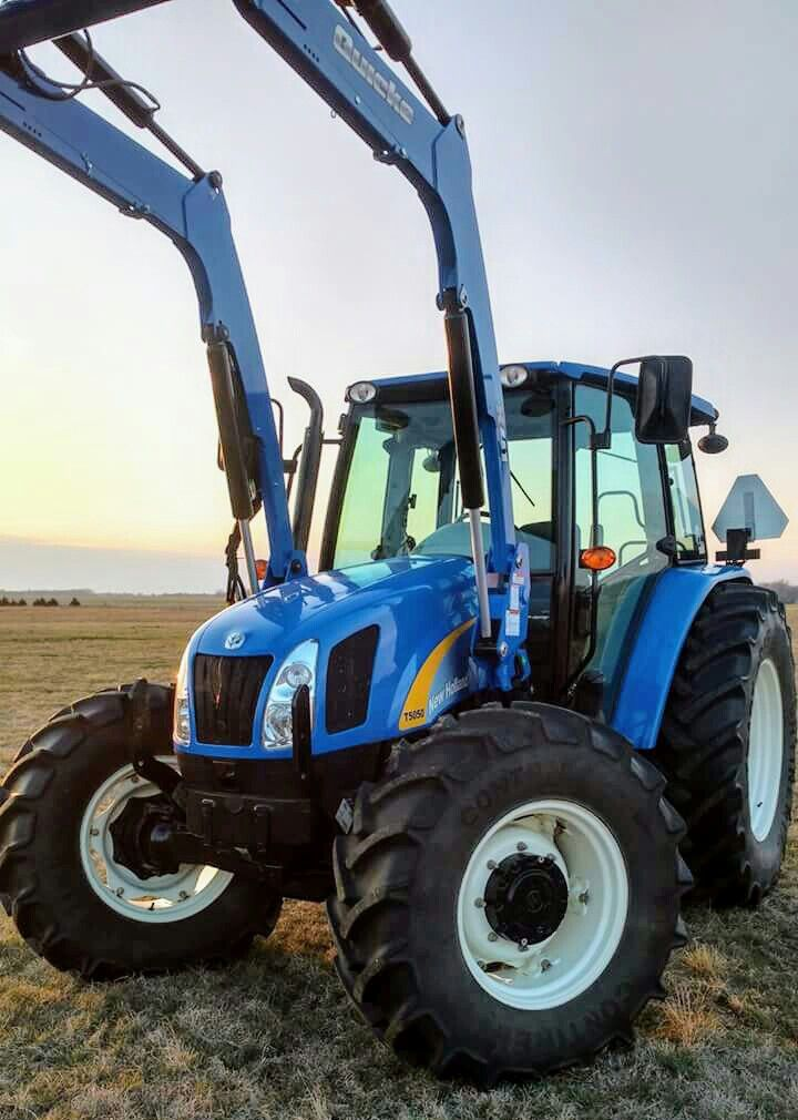 NEW HOLLAND T5050 FWD | Farm | New holland agriculture