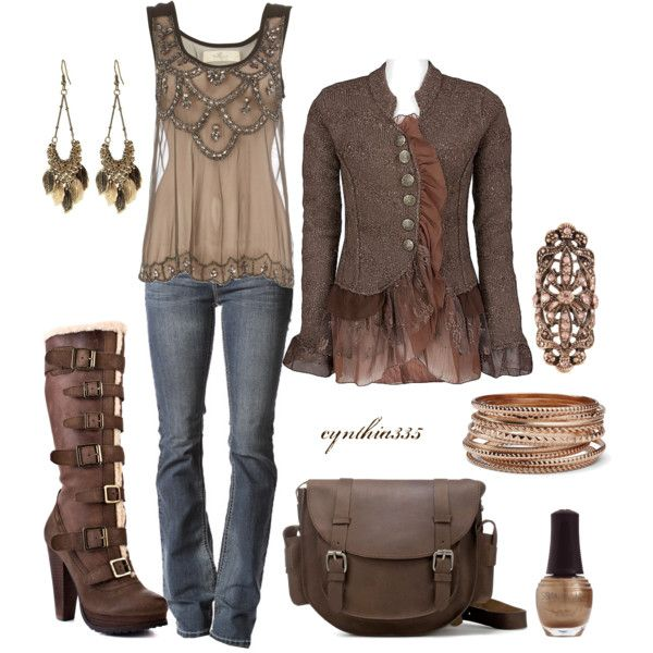 I'll wait till next fall for this one, those boots are calling my name, Lol