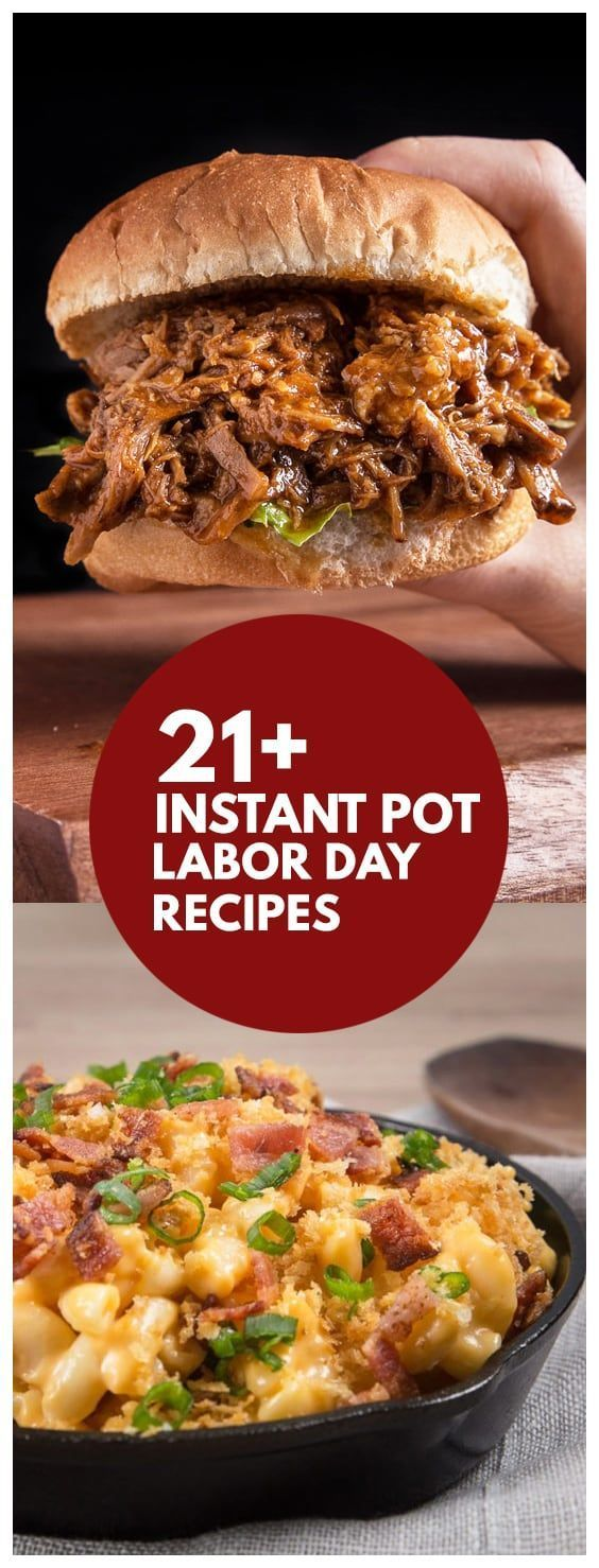 21+ Instant Pot Labor Day Recipes #labordaydesserts Celebrate labor day holiday with this delicious handpicked collection of Instant Pot Labor Day Recipes (Pressure Cooker Labor Day Recipes) from appetizers, sides, main, to desserts! #labordaydesserts 21+ Instant Pot Labor Day Recipes #labordaydesserts Celebrate labor day holiday with this delicious handpicked collection of Instant Pot Labor Day Recipes (Pressure Cooker Labor Day Recipes) from appetizers, sides, main, to desserts! #labordaydesserts