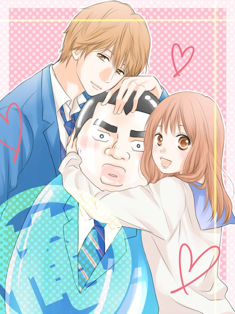 Wait wait wait where's the real sankawa????? (With images
