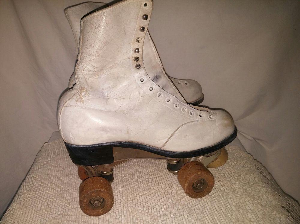 Cowboy Boots Roller Skates