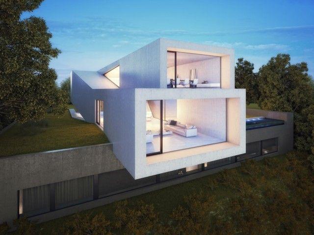 Best Of Minimalist House Architecture On Fubiz Architecte