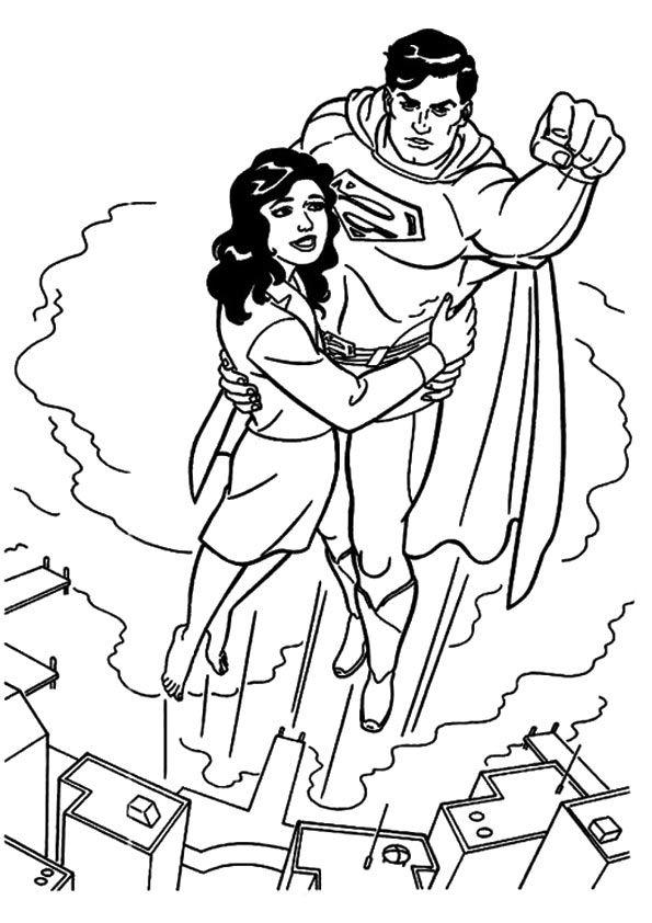 Print Coloring Image Momjunction Superman Coloring Pages Coloring Pages Coloring Books