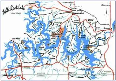 Houseboat Rentals Table Rock Lake Is Great For Houseboats Just Our Thoughts About Houseboat Rentals On Tab In 2020 Table Rock Lake Table Rock Lake Missouri Lake Map