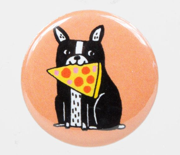 Pizza Pup - Gemma Correll
