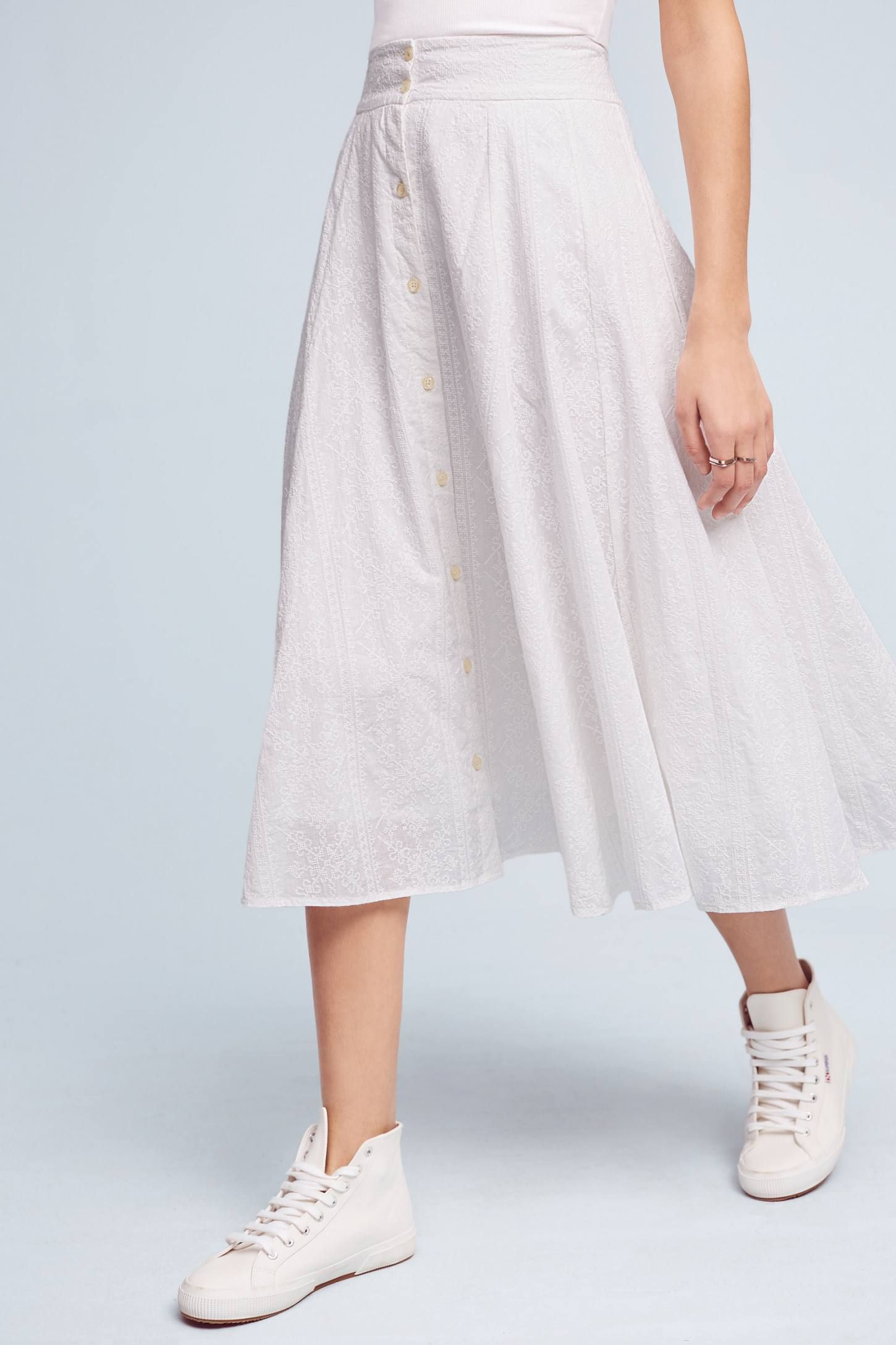 Cannes Midi Skirt | Shops, Skirts and 1