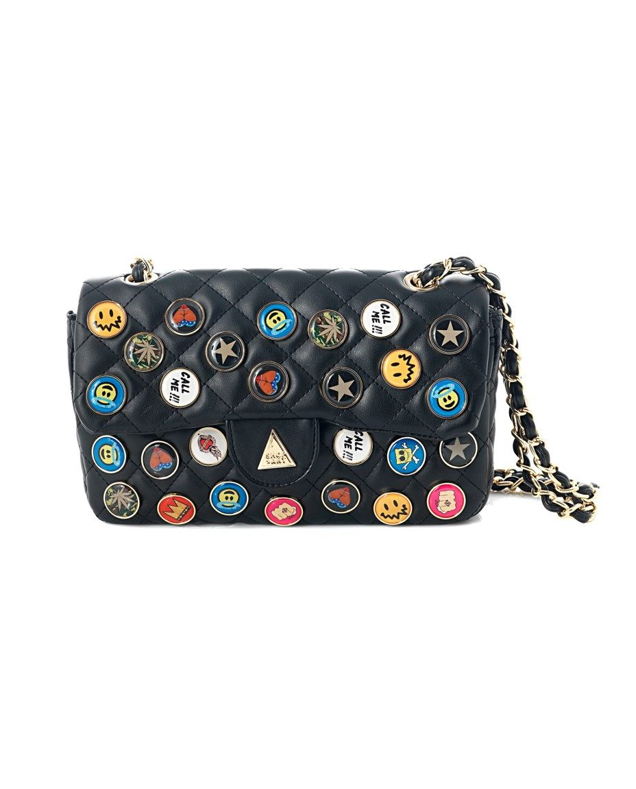 Shoulder bag with small pins AI 15/16