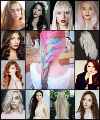 MICHAIR CECILIA VN: HOT NEW PRODUCT (P.1): HIGH QUALITY COLOR HAIR