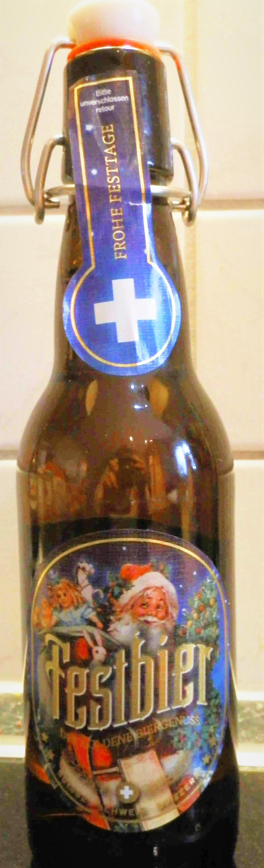 Bier Falken Festbier +