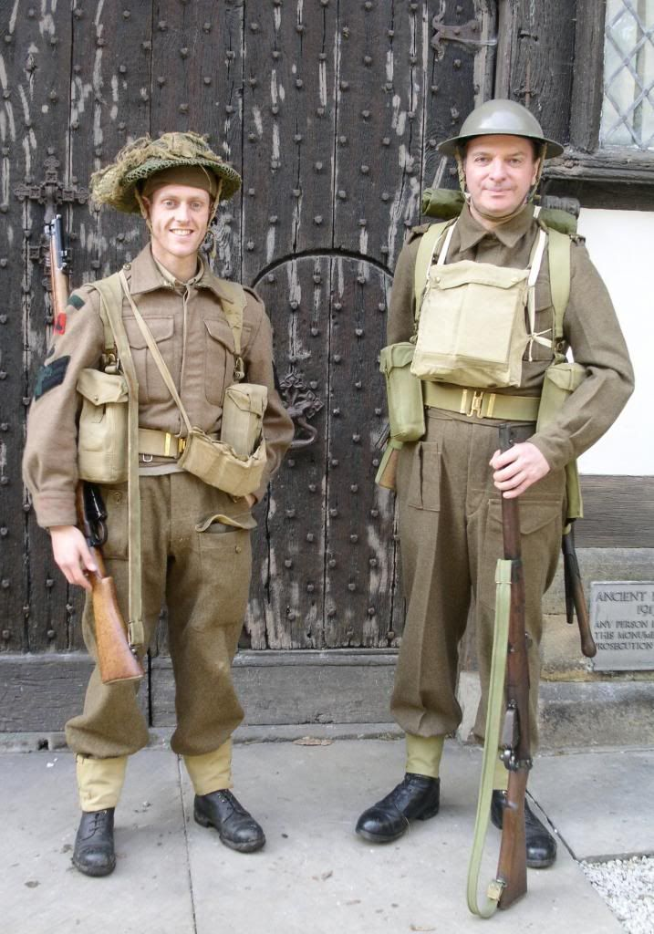 British Late and Early WW2 Uniforms | British Uniforms and