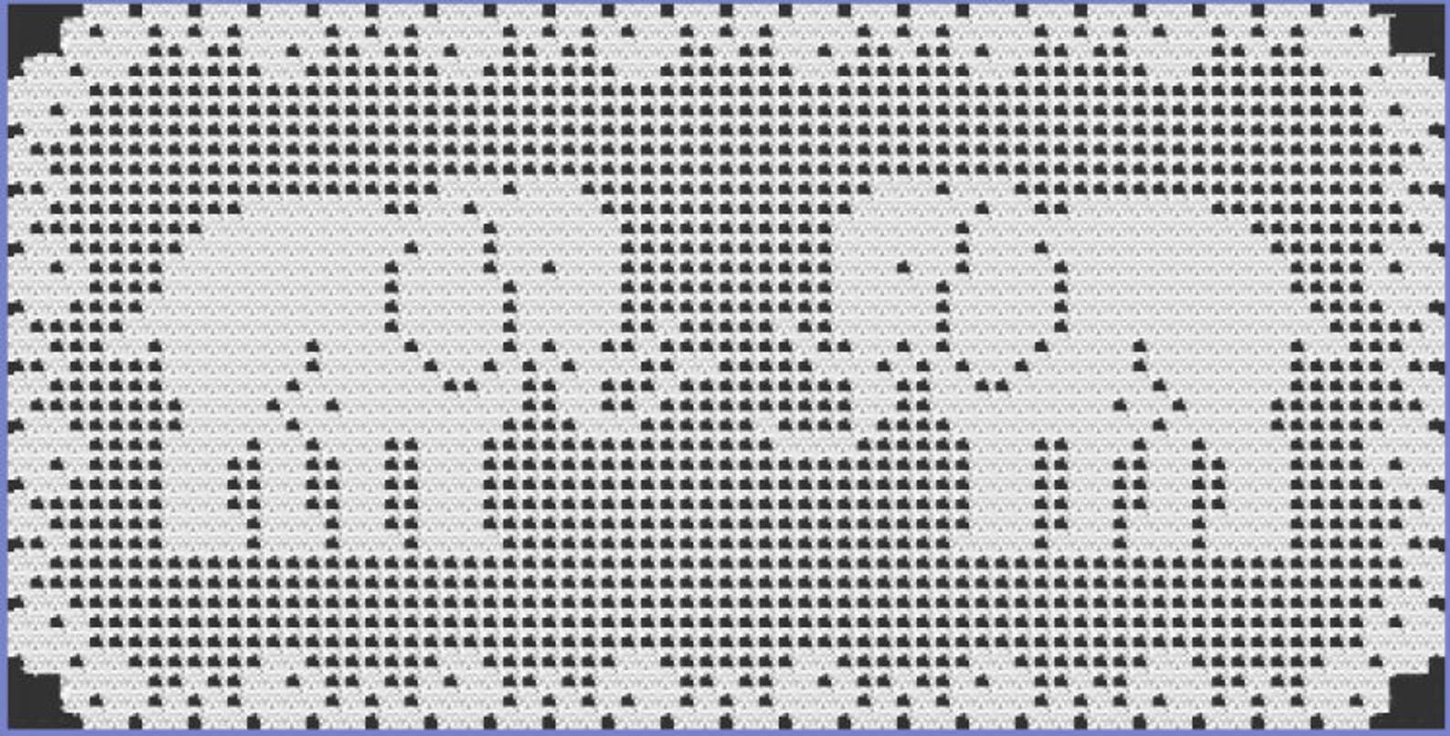 CROCHET PATTERN Josefina and Jeffery Elephant Rug PDF Crochet | Etsy | 806x1588