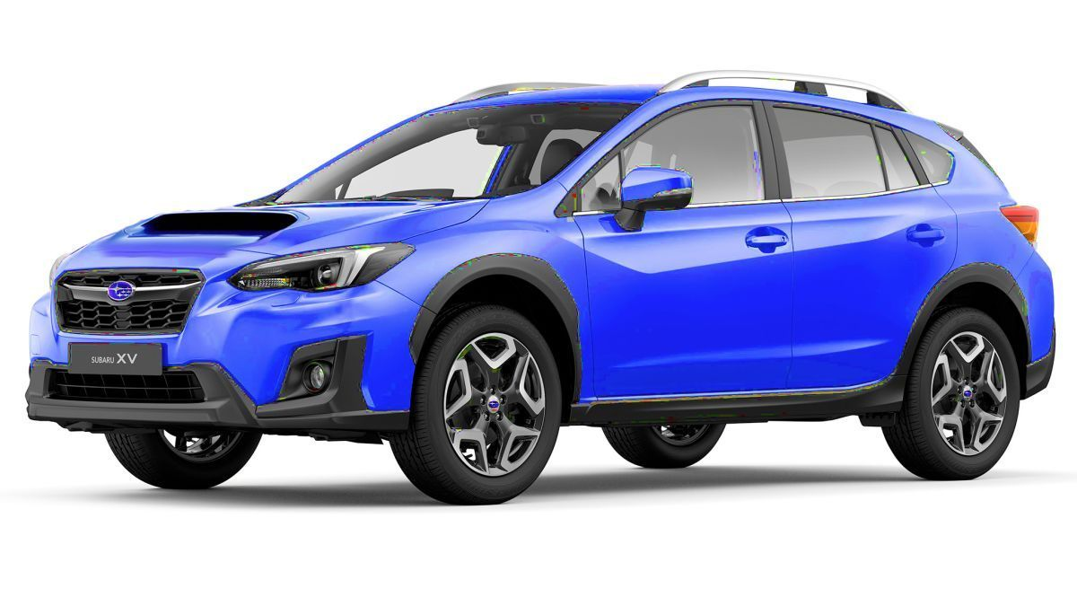 A Subaru Crosstrek WRX Would Make A Ton Of Sense And