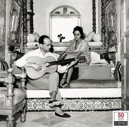 """Résultat de recherche d'images pour """"jalel ben abdallah et sa femme latifa photo"""""""