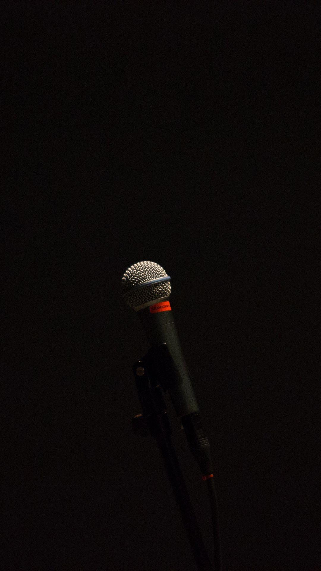Wallpapers Darkness Technology Microphone Creative Arts Tech