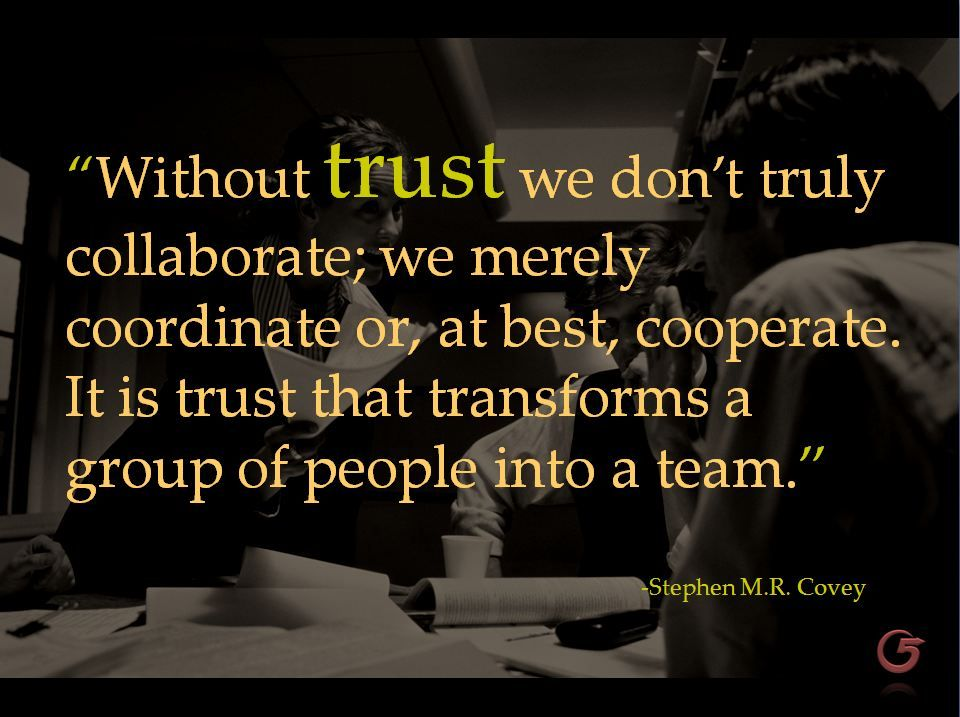 Ever Wonder Why You Cant Get People To Work Together Leadership
