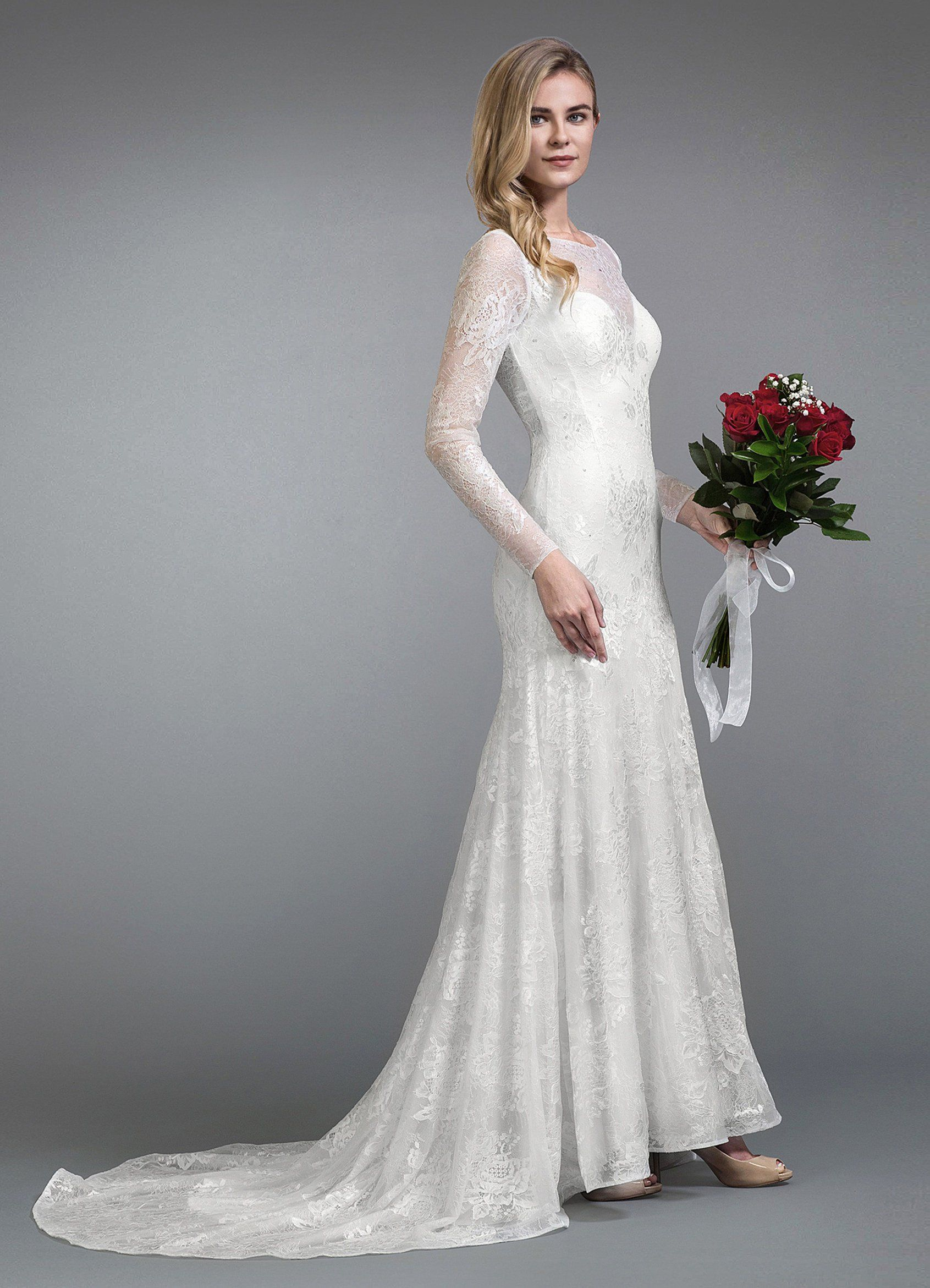 How Much Does Wedding Dress Alterations Cost Lovely Azazie