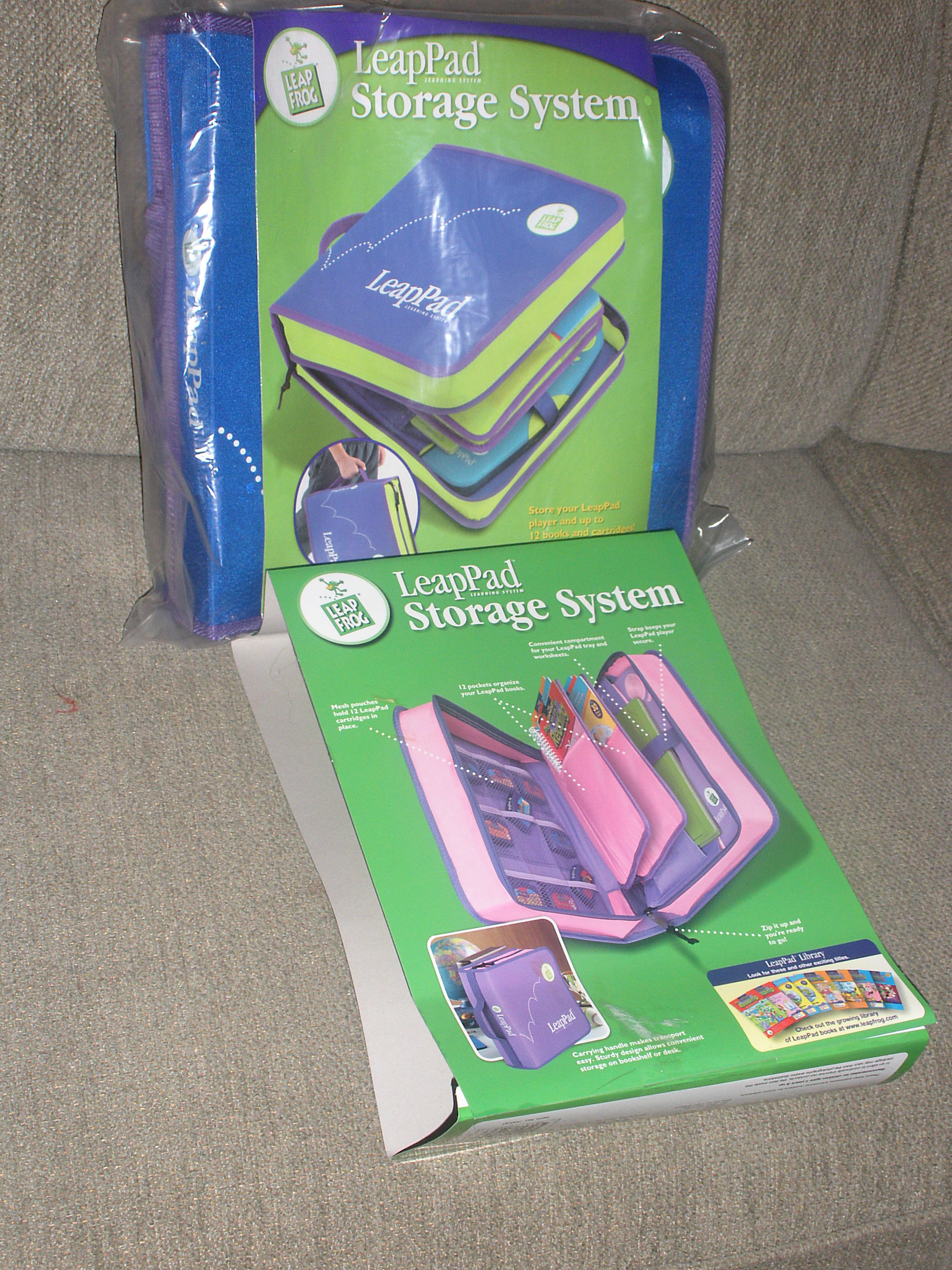 LeapPad Storage System In Hiddentreasures4uu0027s Garage Sale In Sun City , CA  For $10.00. Leap