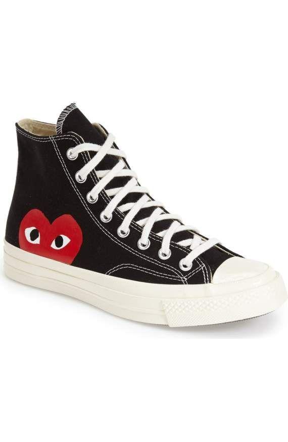 Converse | Converse haute, Mode converse et Converse noir