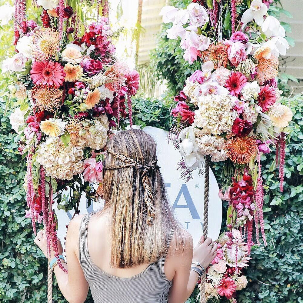 coachella hair style braids inspiration bohochic julia comil x