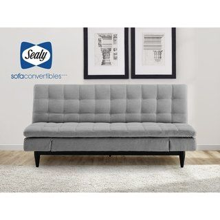 Montreal Sofa Convertible By Sealy Multi Position Pillows