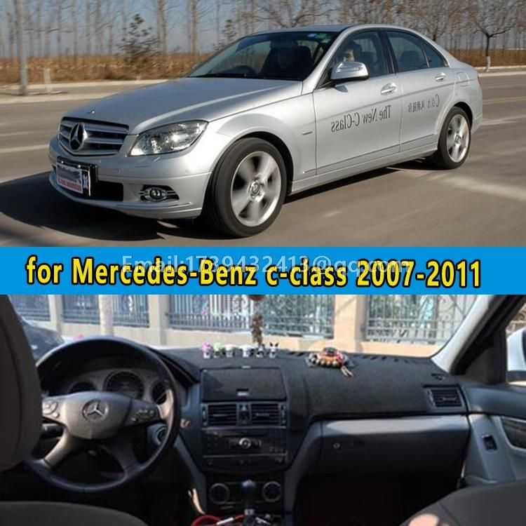 Car Dashmats Car Styling Accessories Dashboard Cover For Mercedes