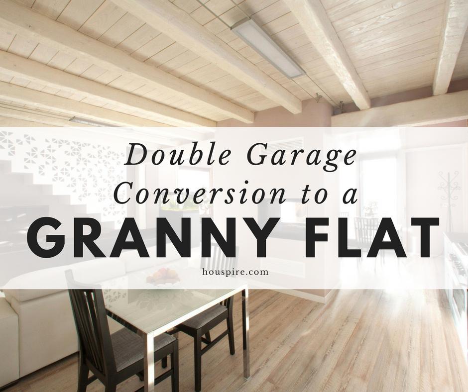 Converting Garage Into Granny Annexe
