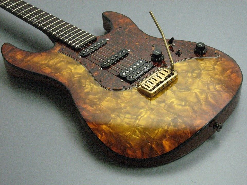 Fujigen FGN Private Reserved OS Pearltop